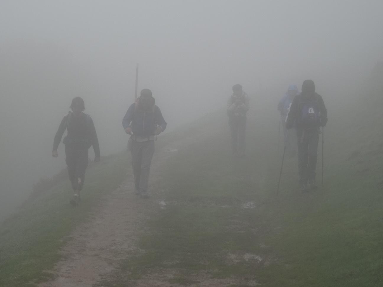 Tag 2, von Orisson nach Roncesvalles