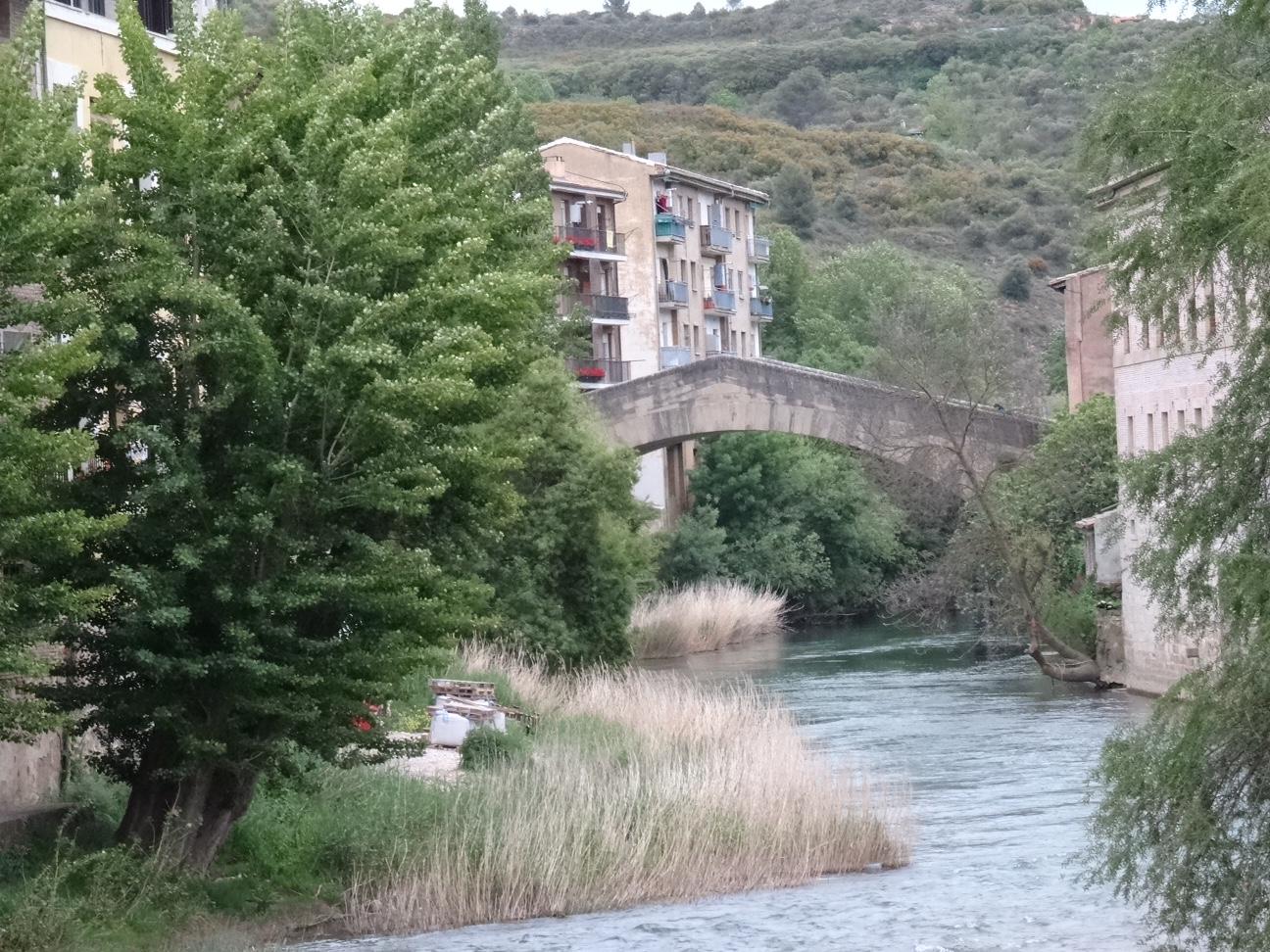 Tag 7, von Estella nach Los Arcos