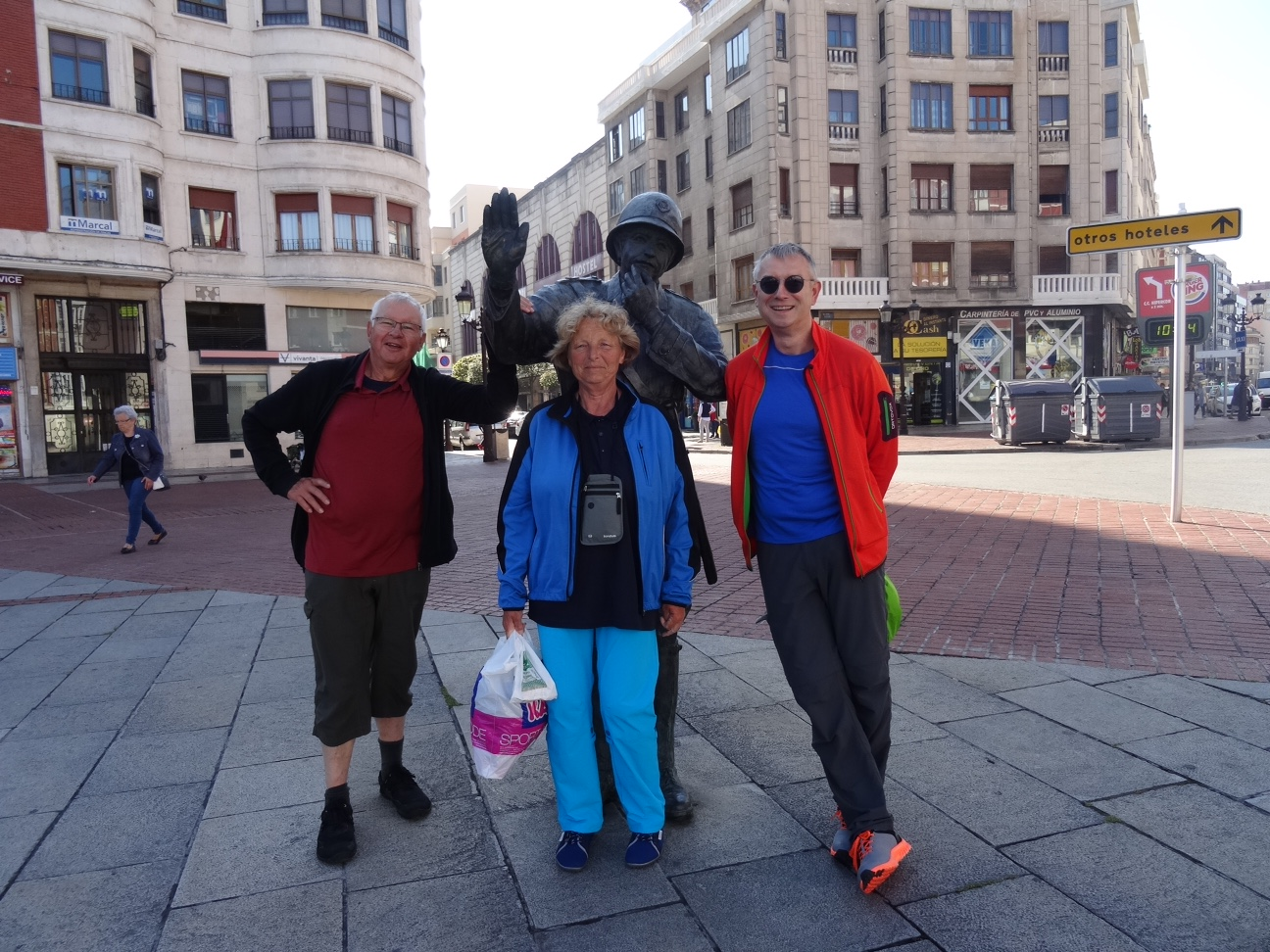 Tag 14, Ruhetag in Burgos