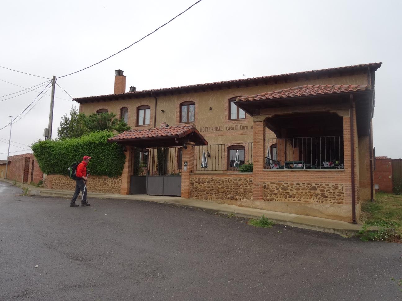 Tag 21, von Calzadilla de los Hermanillos nach Mansilla de las Mulas