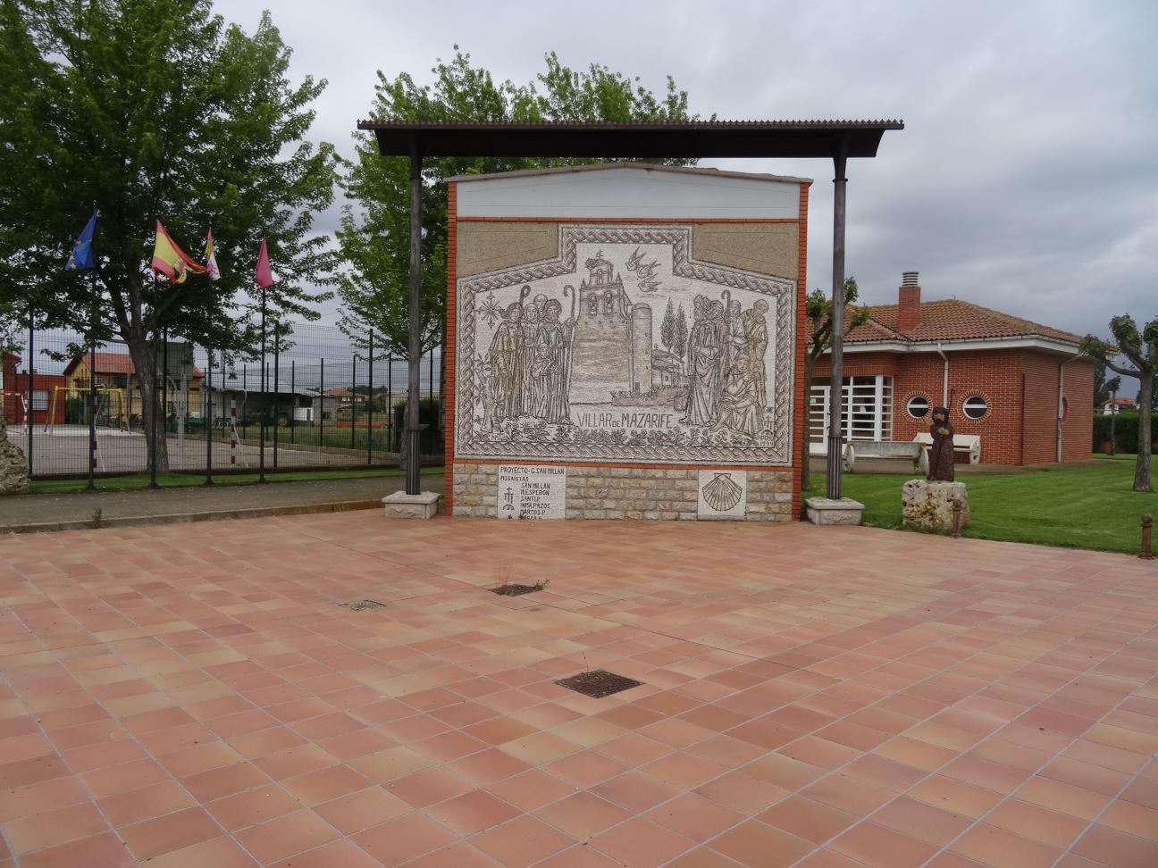 Tag 24, von La Virgen del Camino nach Villavante