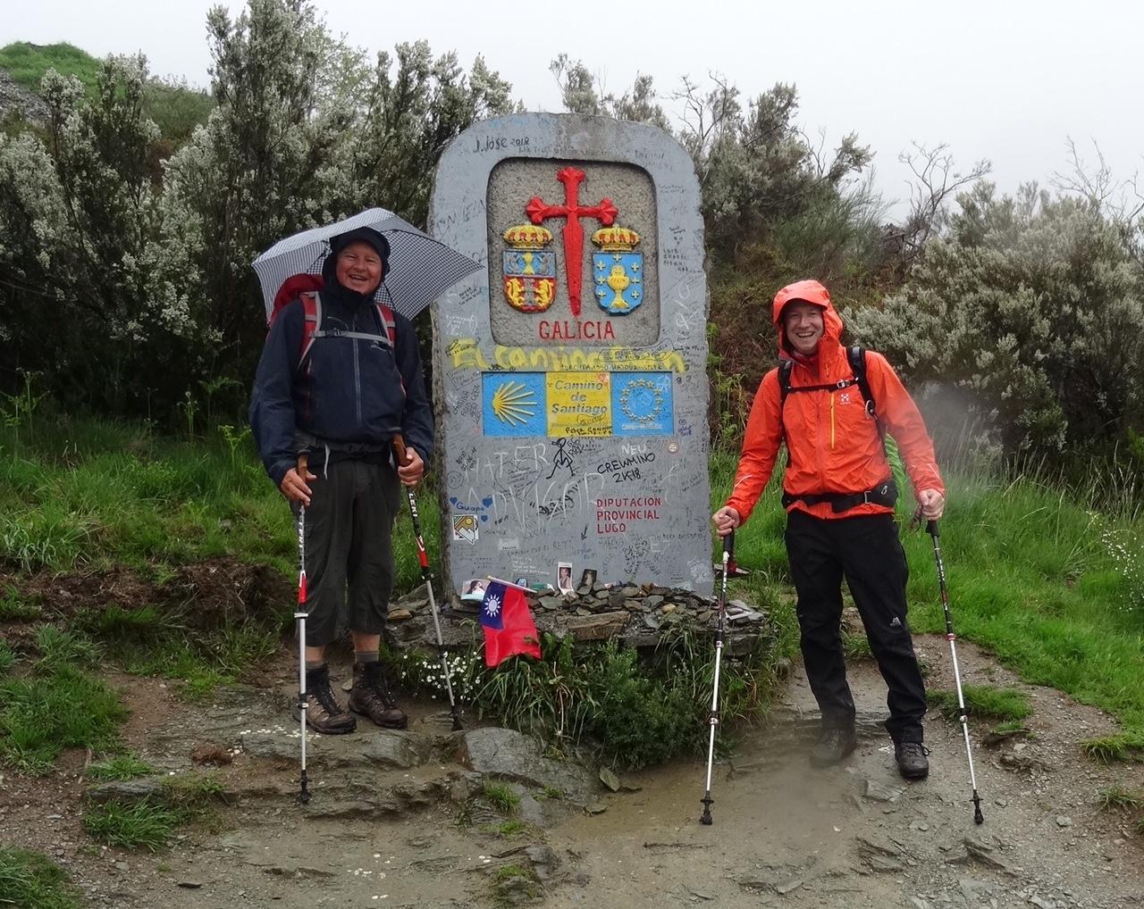 Tag 30, von Vega de Valcarce nach O Cebreiro